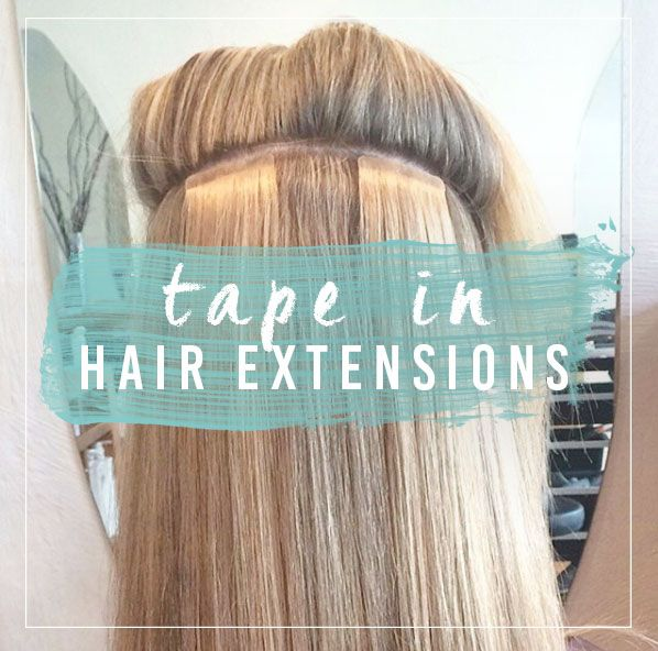 Tape In Hair Extensions Guide For Australian Women