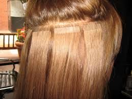 Apply Tape Extensions Yourself 28