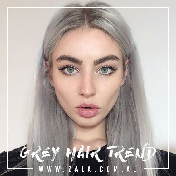 Gray Hair Trend For 2013 | grey hair color trends 2013