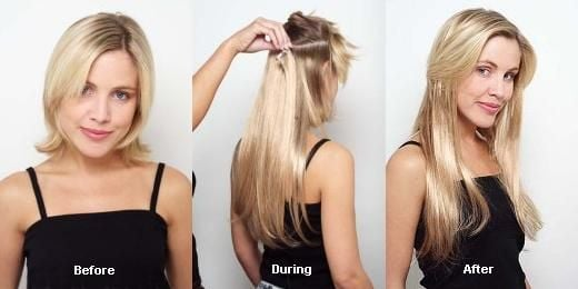 Do Clip In Hair Extensions Look Natural 103