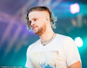 Jay McGuiness Reveals Odd Half Shaved Look