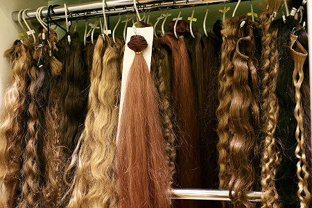 Realistic Hair Extensions 19