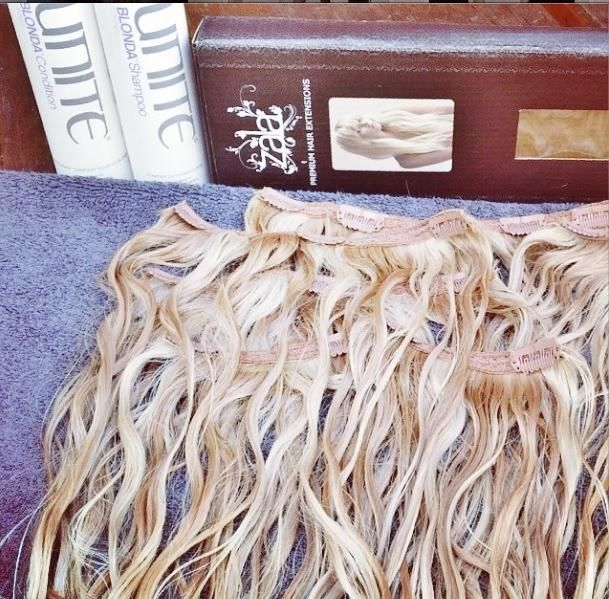 How To Tone Hair Extensions In 7 Easy Steps
