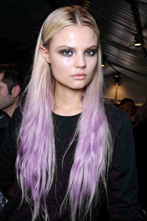 Dying hair extensions bright colors with zala clip ins paint box dye for hair extensions pmusecretfo Gallery