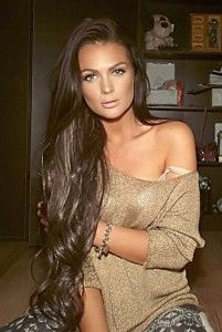 "Stunning styles you can create using 30"" hair extensions"