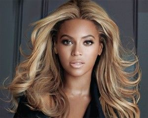 Beyonce hairstyles, her signature colour