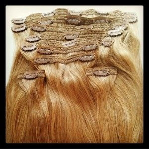 Hair extensions for thick hair