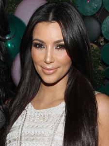 Kim-Kardashian-Style-for-Hair-simple