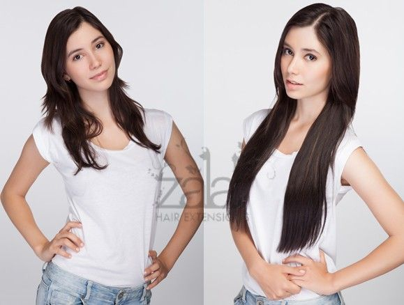Which is the best hair extension length which is the best hair extension length pmusecretfo Images