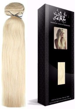 Summer Shades Zala Clip In Hair Extensions