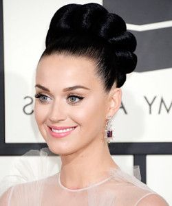 Katy's braided crown