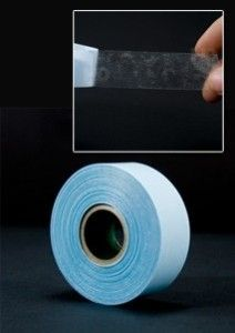 Blue tape for re application