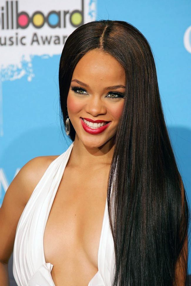 Rihanna S Hair Zala Clip In Hair Extensions