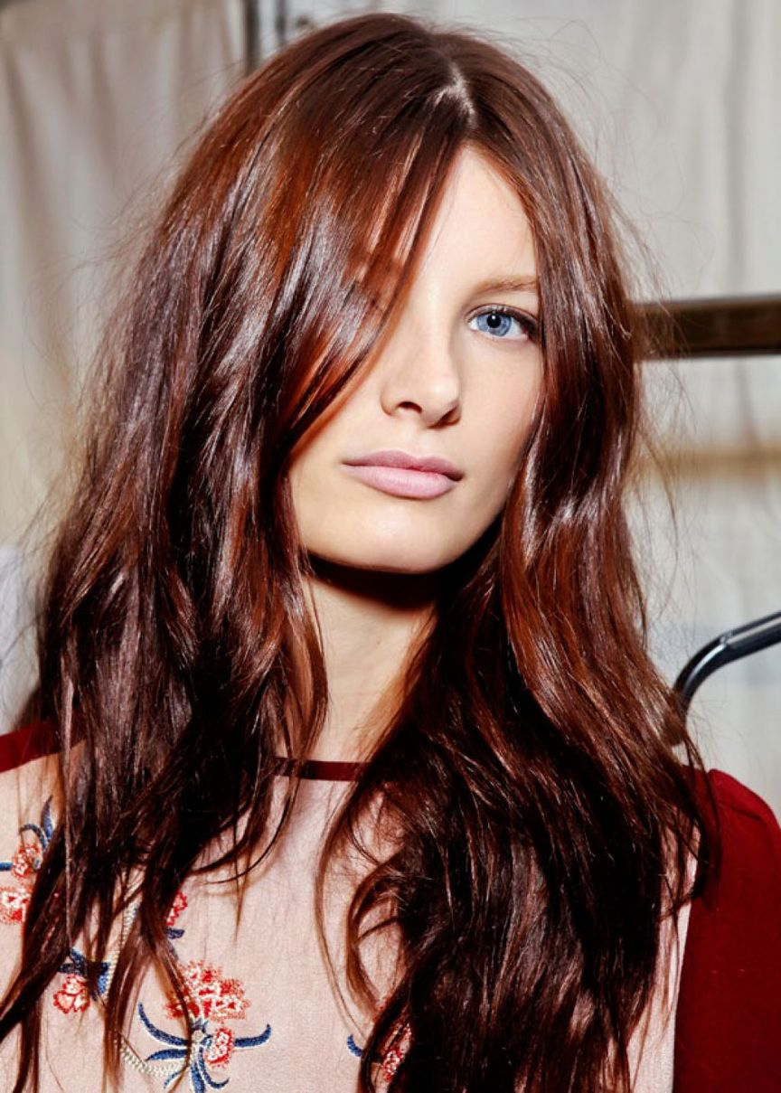 2014 Fall / Winter 2015 Hair Color Trends – New Looks In Ombre