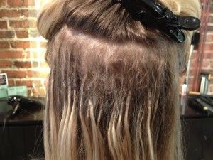 do hair extensions damage your hair? These do!