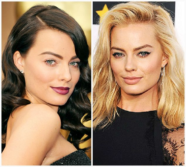 How to Go From Brunette to Blonde