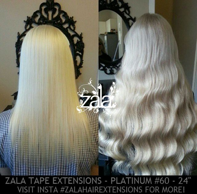 Zala Hair Extensions 24 Inch 90