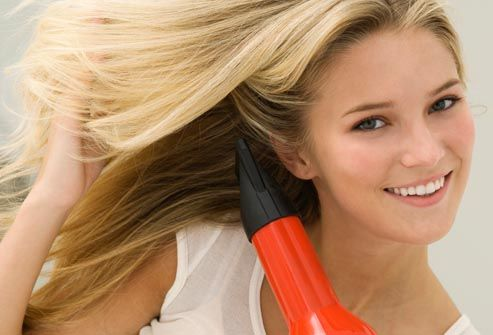 How To Blow Dry Your Hair
