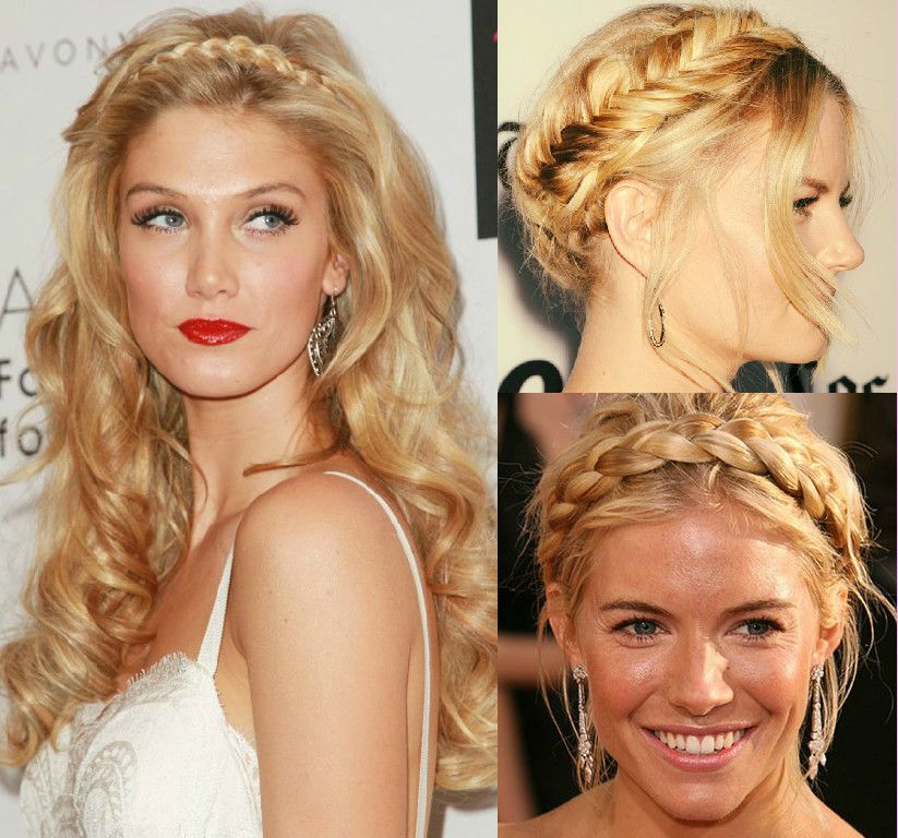 Halo Braid - Up or Down-do