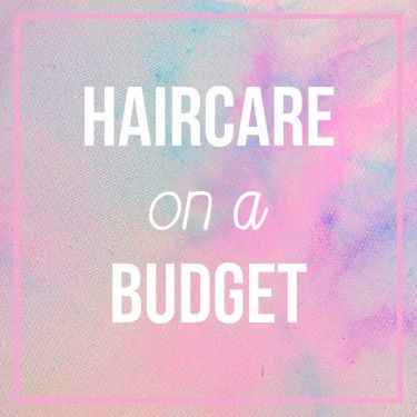 budget hair care