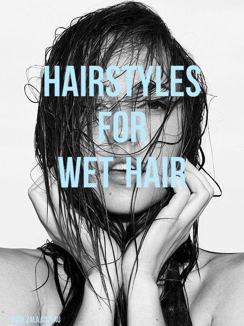 Hairstyles After Shower : Quick After Shower Hairstyles Picture Ideas With Long Hairstyles Over ...