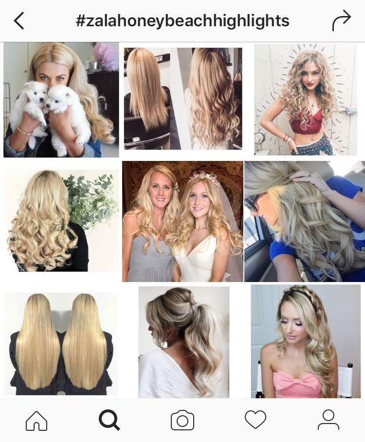 how to find your perfect hair extension shade