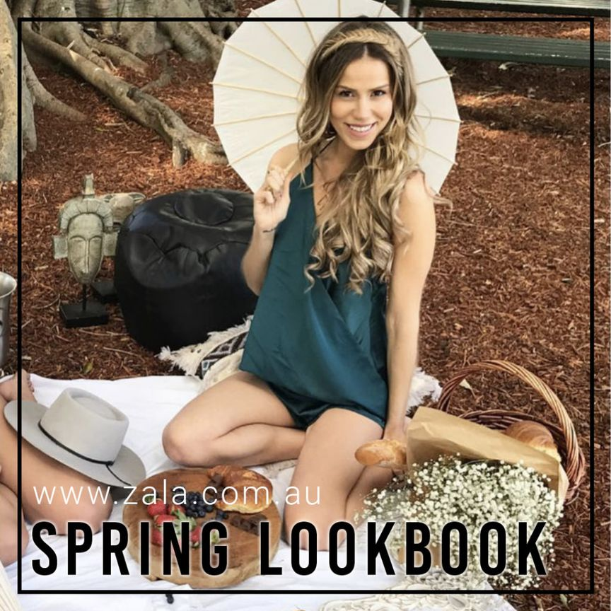 Spring Hairstyles Lookbook