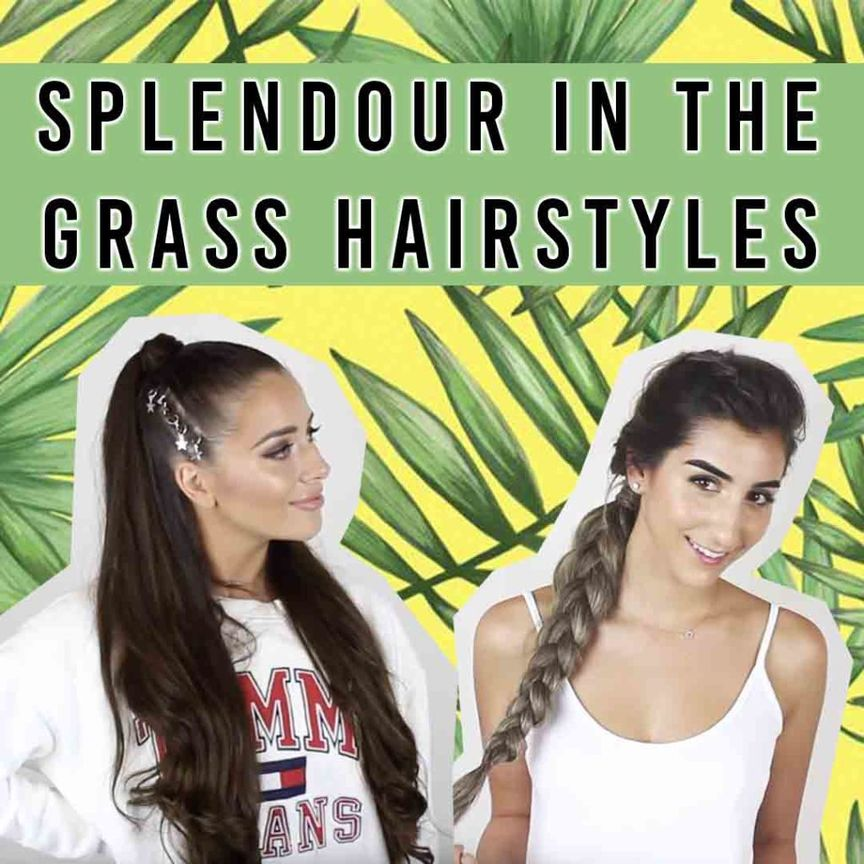SPLENDOUR IN THE GRASS HAIRSTYLES