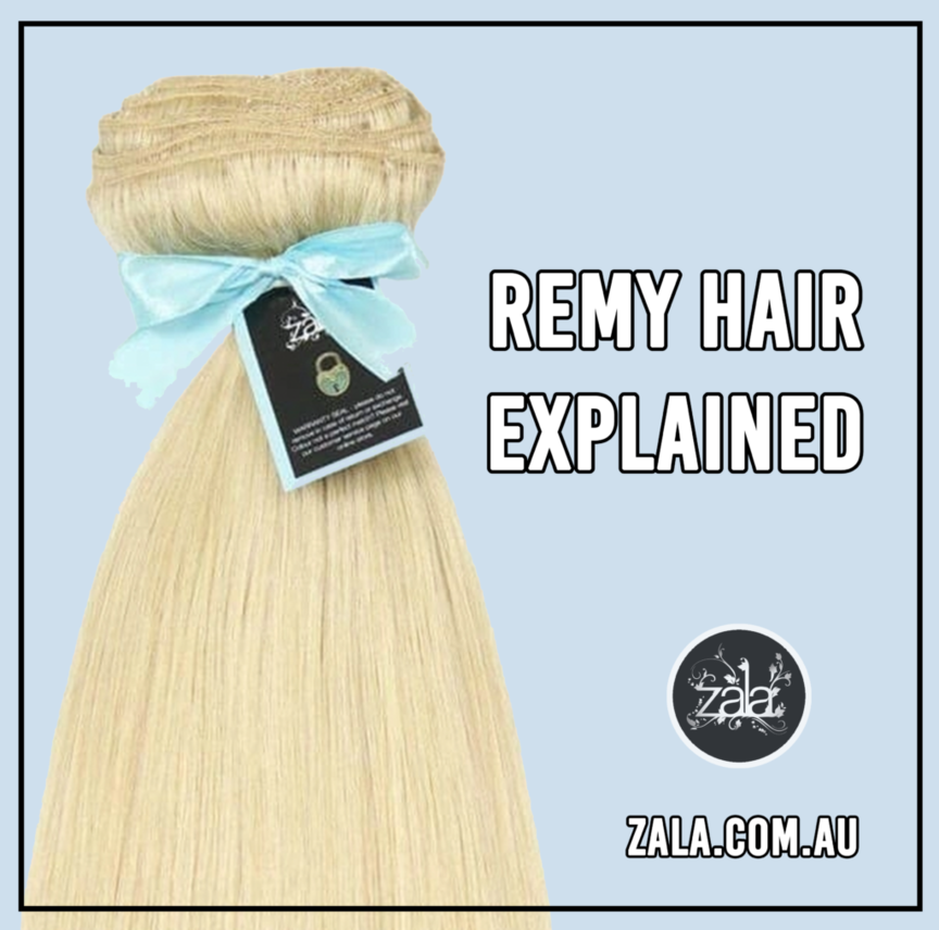 zala remy hair explained