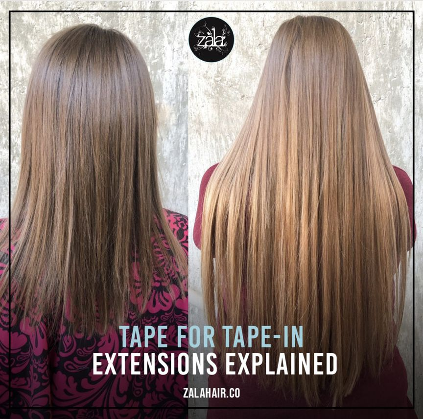tape for tape-in extensions explained