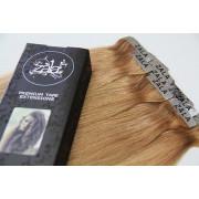 ZALA PREMIUM TAPE HAIR EXTENSIONS W/PACKAGING