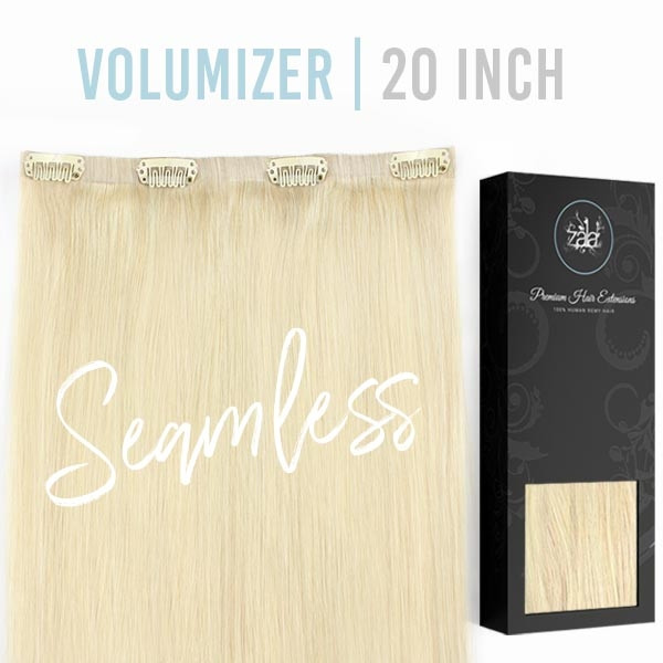 One Piece Clip In Volumizer Hair Extensions
