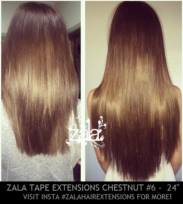 Zala Hair Extensions 24 Inch 52