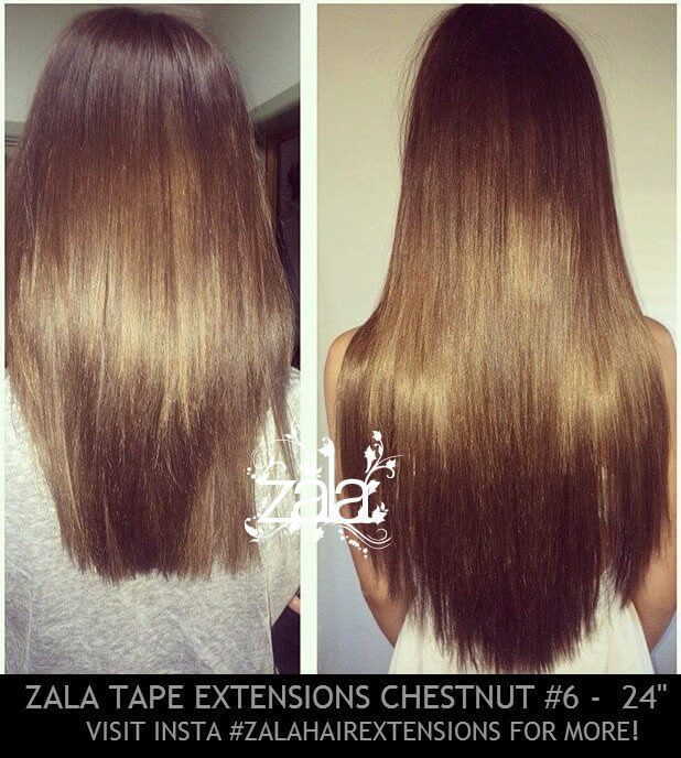 12 Inch Tape Hair Extensions Made Of Human Remy Hair