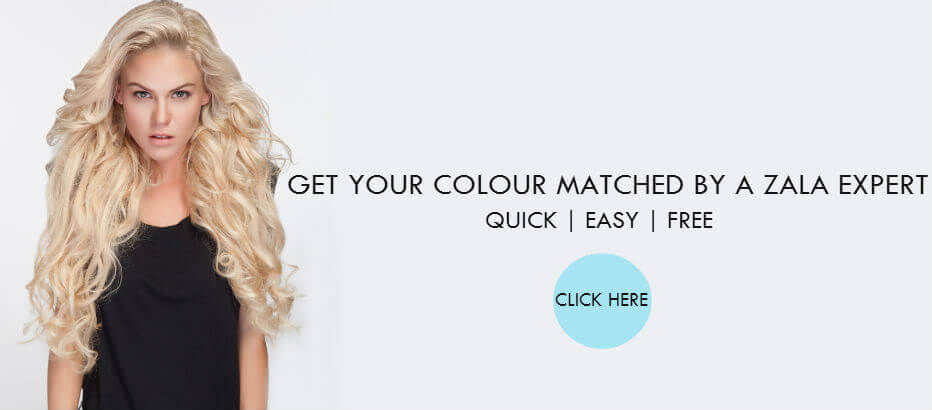 Free hair extension colour match