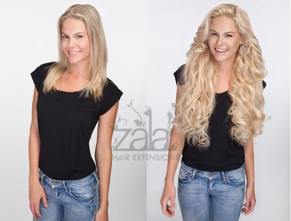 Hair Extensions Before u0026amp; After / Hair Extensions Blog | Hair ...