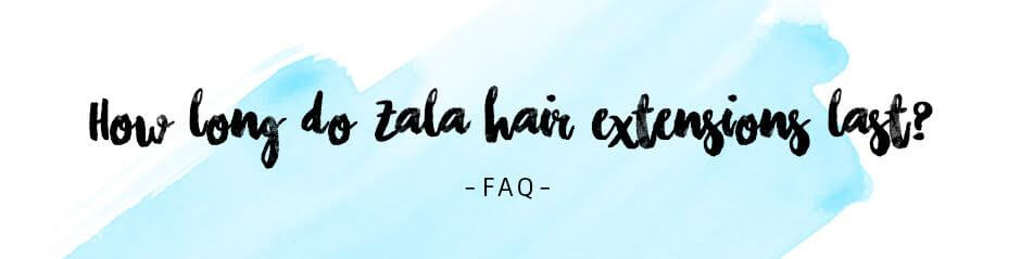 How long do zala clip in hair extensions last how long do clip in hair extensions last pmusecretfo Image collections
