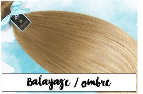 Browse Ombre hair extensions by ZALA