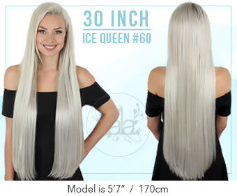 30 inch mocha brown clip in human hair extensions professional free post aus wide pmusecretfo Choice Image