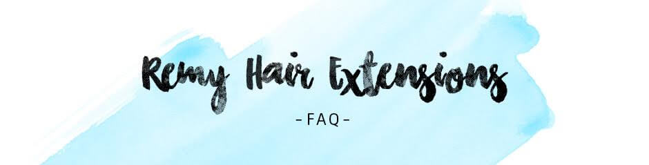 What are remy hair extensions, benefits of remy hair